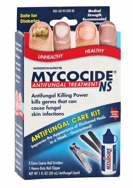 Buy Mycocide NS Antifungal Treatment by Rochester Drug from a SDVOSB | Antifungal Medications