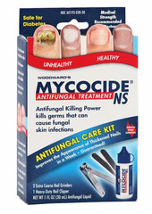 Buy Mycocide NS Antifungal Treatment online used to treat Antifungal Nail Fungus Treatment - Medical Conditions