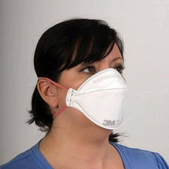 Buy N95 Disposable Respirator Particulate Masks 1870, Flat-Fold 20/Box online used to treat N95 Medical Masks - Medical Conditions