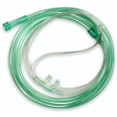 Buy Oxygen Nasal Cannula with 25 Foot Tubing, Curved Nasal Tips online used to treat Nasal Cannulas - Medical Conditions