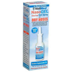 Buy Neilmed Nasogel Nasal Spray for Irritation Relief 30 mL online used to treat Allergy Relief - Medical Conditions