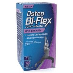 Buy Osteo Bi-Flex Joint Health Plus MSM, Glucosamine, Chondroitin by Nature's Bounty online | Mountainside Medical Equipment