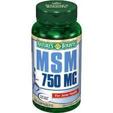 Buy Natures Bounty MSM 750mg Capsules by Nature's Bounty wholesale bulk | Vitamins, Minerals & Supplements