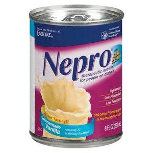 Nepro with Carb Steady 8 oz Cans 24/Case