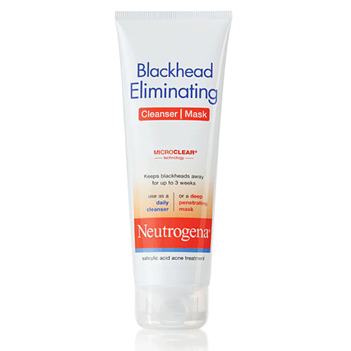 Neutrogena Blackhead Cleanser Mask, 4 oz