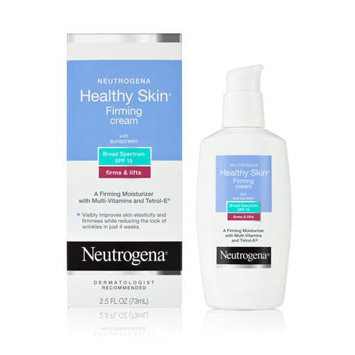 Neutrogena Healthy Skin Firming Cream Broad Spectrum SPF 15