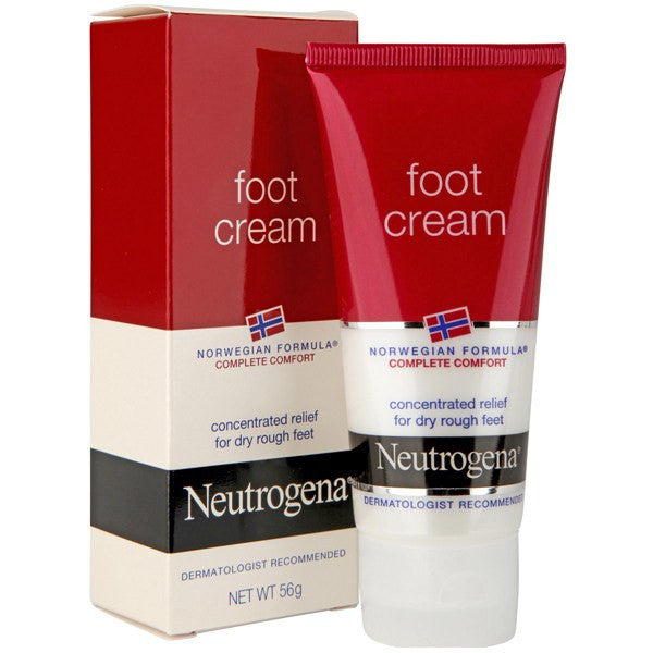Buy Neutrogena Norwegian Formula Foot Cream 2 oz online used to treat Skin Care - Medical Conditions