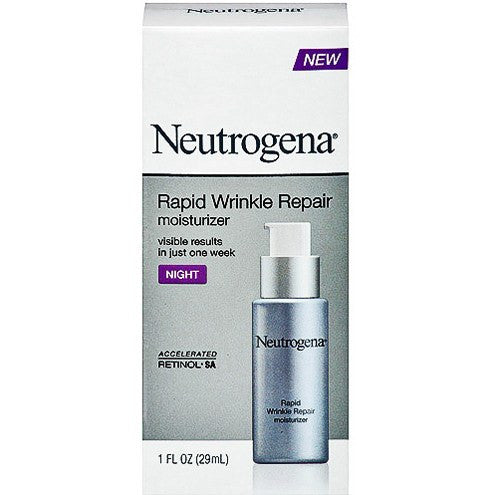 Neutrogena Rapid Wrinkle Repair Nighttime Moisturizer with Retinol