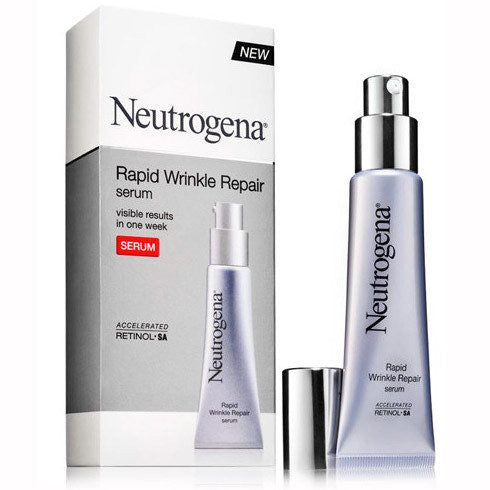 Buy Neutrogena Rapid Wrinkle Repair Serum with Retinol online used to treat Beauty Products - Medical Conditions