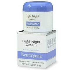 Buy Neutrogena Light Night Cream by Neutrogena online | Mountainside Medical Equipment