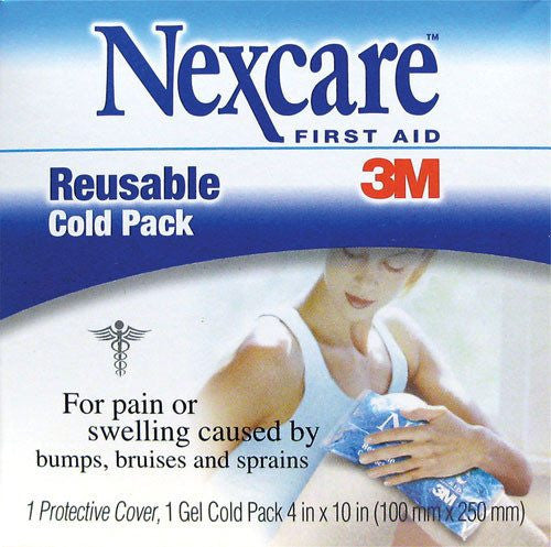 Buy Nexcare Reusable Cold Pack by 3M Healthcare | SDVOSB - Mountainside Medical Equipment
