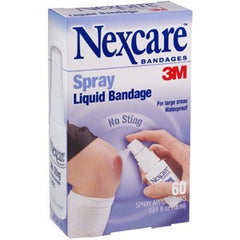 Buy Nexcare Liquid Spray No-Sting Bandage by 3M by 3M Healthcare | Adhesive Bandages