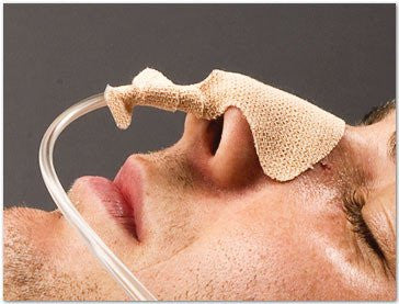 Nasogastric Tube Holder - Tapes & Wound Closures - Mountainside Medical Equipment