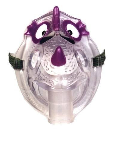 Nic the Dragon Pediatric Aerosol Mask - Nebulizer Kit - Mountainside Medical Equipment