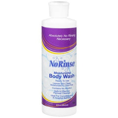 Buy No Rinse Moisturizing Body Wash 8 oz online used to treat Personal Care & Hygiene - Medical Conditions