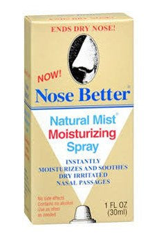 Buy Nose Better Natural Mist Moisturizing Nasal Spray, 1 oz online used to treat Nose - Medical Conditions