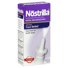 Buy Nostrilla Nasal Spray, 0.5 oz by Insight Pharmaceuticals LLC | Home Medical Supplies Online