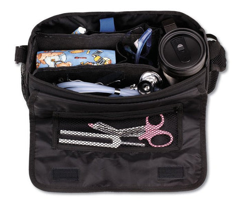 Traveling Nurse Car-Go Bag Nursing Supplies Carrying Case