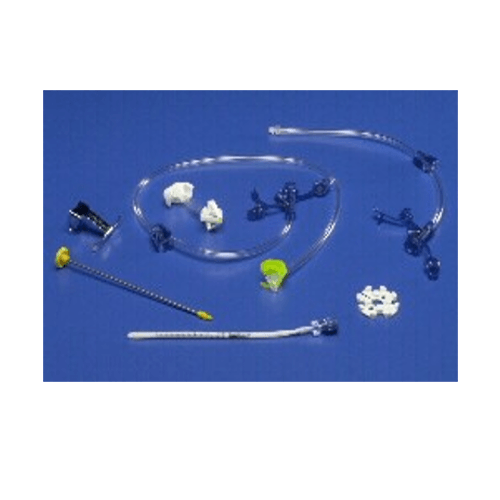 NutriPort Skin Level Balloon Gastrostomy Kit for n/a by Covidien /Kendall | Medical Supplies