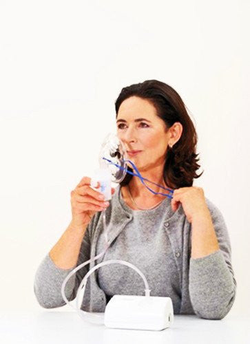 Omron Comp-Air XLT Compressor Nebulizer - Nebulizer Machines - Mountainside Medical Equipment