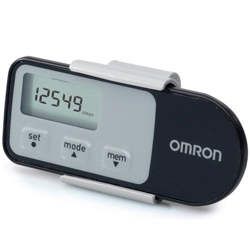 Omron Tri Axis Pedometer HJ-321 - Exercise and Fitness - Mountainside Medical Equipment
