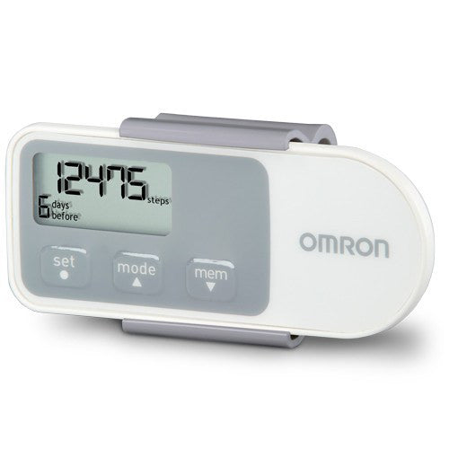 Buy Omron Hip Pedometer HJ-320 online used to treat Exercise and Fitness - Medical Conditions