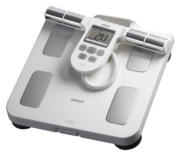 Omron Body Fat Reading Monitor with Scale