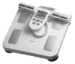 Omron Body Fat Reading Monitor with Scale for Weight Loss by Omron | Medical Supplies