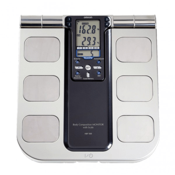 Full Fitness Body Composition Monitor Scale with 5 Indicators