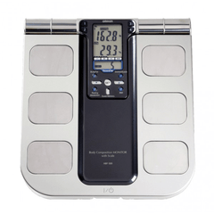 Buy Full Fitness Body Composition Monitor Scale with 5 Indicators used for Weight Loss by Omron