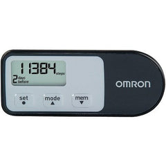 Omron Tri Axis Pedometer HJ-321 for Exercise and Fitness by Omron | Medical Supplies
