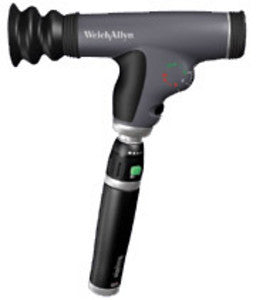 Buy 3.5v PanOptic Ophthalmoscope w/Blue Filter and Lens by Welch Allyn wholesale bulk | Diagnostic Equipment