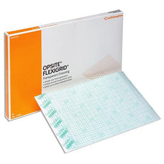 Buy Opsite Flexigrid Transparent Dressing by Smith & Nephew | SDVOSB - Mountainside Medical Equipment