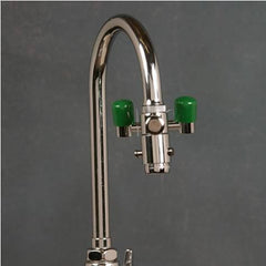 Buy Opti-Klens I Emergency Eyewash Fountain Fixture Kit by Desert Assembly from a SDVOSB | Emergency Eye Wash Faucet