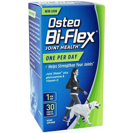 Buy Osteo Bi-Flex Joint Health One Per Day plus Glucosamine & Vitamin D3 online used to treat Muscle and Joint Relief - Medical Conditions