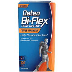 Buy Osteo Bi-Flex Joint Health Triple Strength Glucosamine MSM Chondroitin online used to treat Muscle and Joint Relief - Medical Conditions