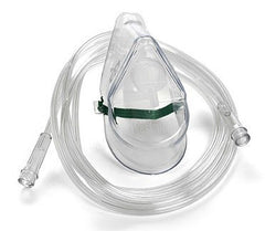 Buy Adult Oxygen Mask with 7 foot tubing by Hudson RCI wholesale bulk | Oxygen Masks