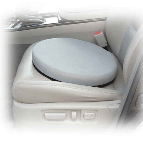 Padded Swivel Seat Cushion with 360 Degree Rotation - Daily Living Aids - Mountainside Medical Equipment