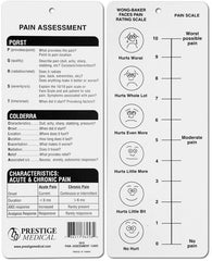 Buy Pain Assessment Card by Prestige Medical online | Mountainside Medical Equipment
