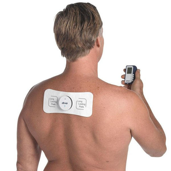 Drive PainAway Wireless Tens Unit for Physical Therapy by Drive Medical | Medical Supplies