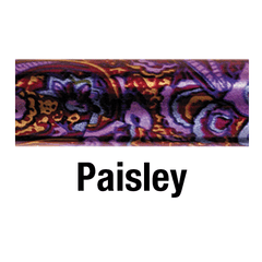 Paisley Designer Off Set Cane for Canes by Essential | Medical Supplies