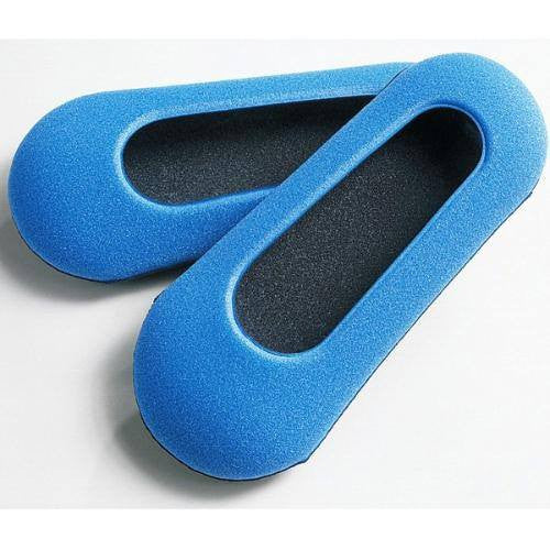 Pedi Foam Disposable Slippers - Exam Gowns, Capes, Etc. - Mountainside Medical Equipment