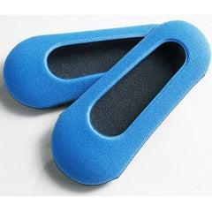 Pedi Foam Disposable Slippers for Exam Gowns, Capes, Etc. by Mountainside Medical Equipment | Medical Supplies