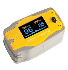 Buy ADC Pediatric Fingertip Pulse Oximeter Bear online used to treat Pulse Oximeters - Mountainside Medical Equipment