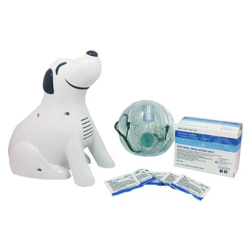 Buy Pediatric Asthma Starter Kit with Treatment Supplies by Mountainside Medical Equipment from a SDVOSB | Nebulizers & Accessories