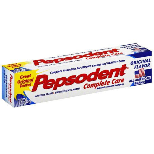 Buy Pepsodent Anticavity Fluoride Toothpaste online used to treat Dentists - Medical Conditions