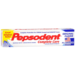 Buy Pepsodent Anticavity Fluoride Toothpaste by Church & Dwight online | Mountainside Medical Equipment
