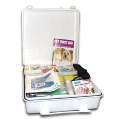 Pet First Aid Kit Large for First Aid Supplies by FieldTex | Medical Supplies