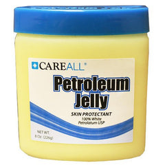 Buy White Petroleum Jelly Fresh Scent 8 oz Jar by New World Imports | Home Medical Supplies Online