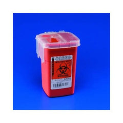 Buy Phlebotomy Sharps Container 1 Pint with Coupon Code from Kendall Healthcare Sale - Mountainside Medical Equipment